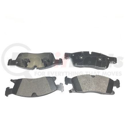 PGD1629AM by RAYBESTOS - Brake Pad Set