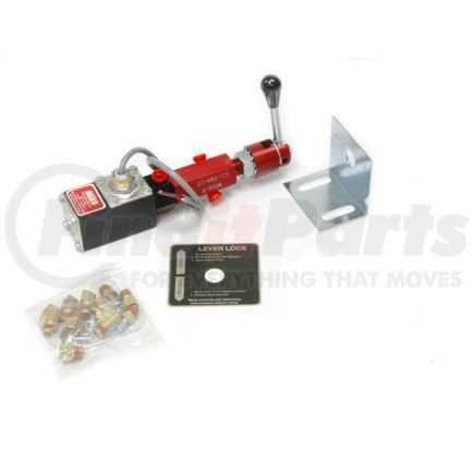 02-640-126 by MICO - LEVER LOCK (This is for HYDRAULIC OIL ONLY- IF YOU NEED BRAKE FLUID APPLICATION, ORDER 02-641-125)