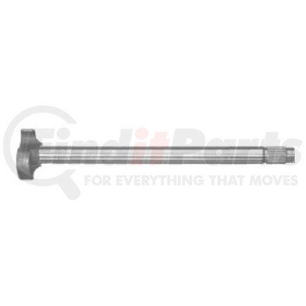 "M-3170-R by BWP-NSI - Trailer Axle RH Camshaft, 17-5/16"" Length, 28 Spline"