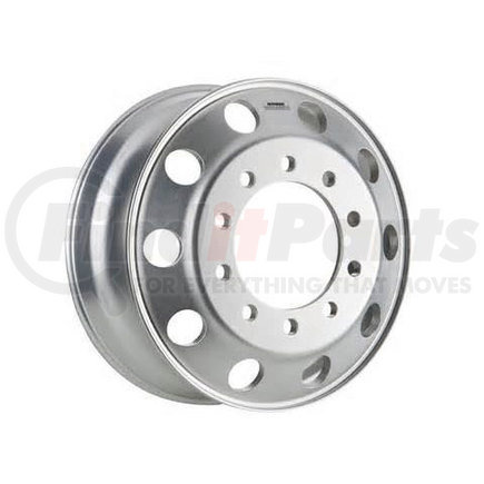 """PPAW225HLW by POWER PRODUCTS - Aluminum 22.5"""" x 8.25"""" Wheel - 10 Hand Holes"""