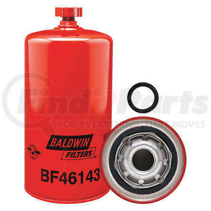BF46143 by BALDWIN - Fuel/Water Separator Element