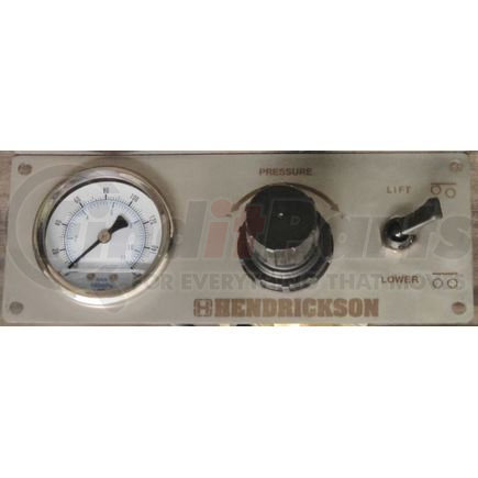 HAC-SSI by HENDRICKSON - Air Control Kit for Steerable Lift Axle Applications