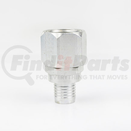 C-1312 by EATON CORPORATION - Everflex Everswage Swage Hose Fitting 37 JIC Swivel