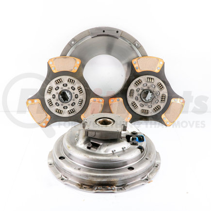 P108935-51 by POWER PRODUCTS - Clutch Assembly - 9-Spring 4-Paddle 1,700 lb EZ Pedal