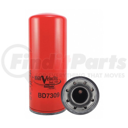 BD7309 by BALDWIN - Lube Filter