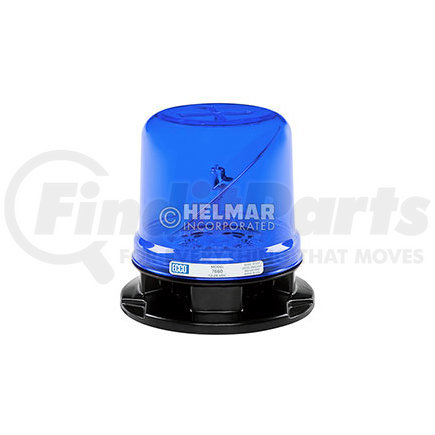 7660B by ECCO - STROBE LAMP (LED HYBRID BLUE)