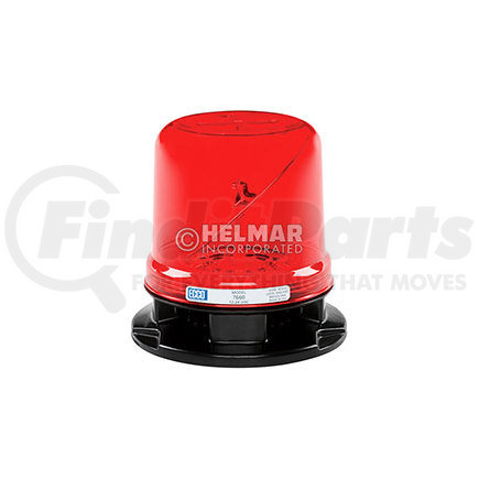 7660R by ECCO - STROBE LAMP (LED HYBRID RED)