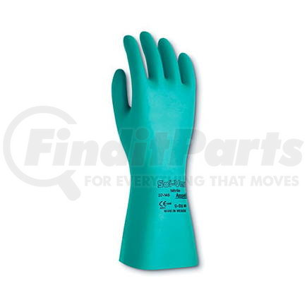 46691 by JJ KELLER - Provide versatile chemical hand protection that performs across a range of applications. Sold in packs of 12 pair.