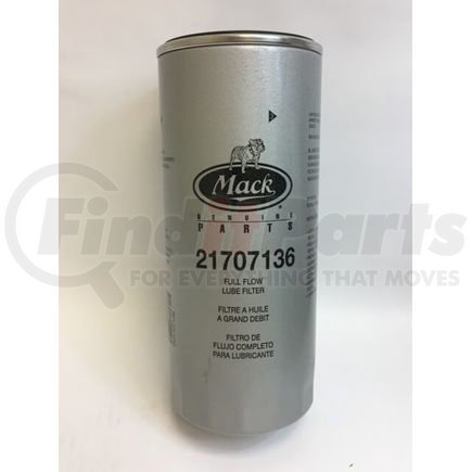 21707136 by MACK - OIL FILTER