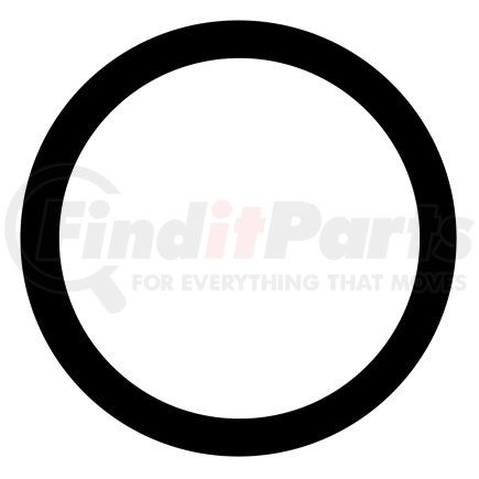"""A42GB by OPTRONICS - Gasket for 4"""" flange mount lights"""