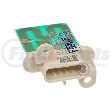 15-8706 by OMEGA ENVIRONMENTAL TECHNOLOGIES - RESISTOR GM A/C DELCO CAVALIER SUNFIRE 95-02