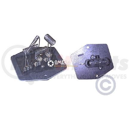 15-8788 by OMEGA ENVIRONMENTAL TECHNOLOGIES - RESISTOR 15-8788 95-02 GM C/K PICKUP