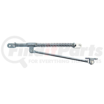 BM2395AA11 by BUYERS PRODUCTS - Door Check and Hold Back with 11 Inch Arm/13 Inch Slide Rod/30 Pound Spring