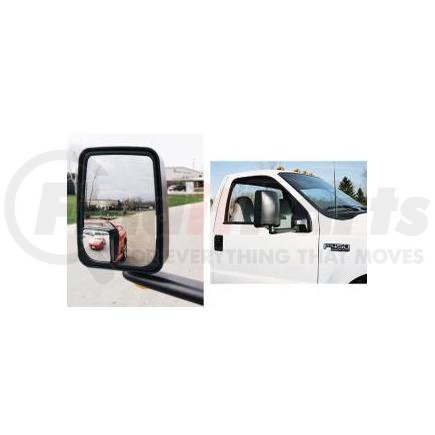 714483 by VELVAC - Mirror Assembly Ford Econoline 1992-2002 Left