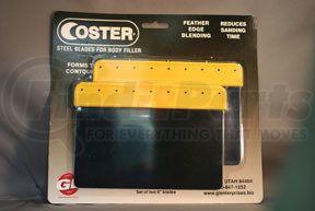 "1102 by GL ENTERPRISES - Coster Steel Auto Body Spreaders, 2 Steel Spreaders - 6"""