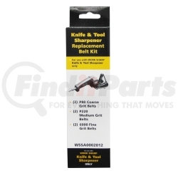 """WSSA0002012 by DRILL DOCTOR - Assorted Belt Kit, 1/2"""" x 12"""" OE Replacements"""