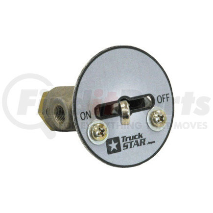 6451000 by BUYERS PRODUCTS - Universal 3-Way Toggle Valve