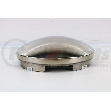 CF250S by POWER PRODUCTS - Front Hubcap - Stainless Steel Baby Moon
