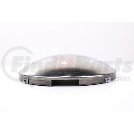CF104S by POWER PRODUCTS - Front Hubcap - Stainless Steel Baby Moon
