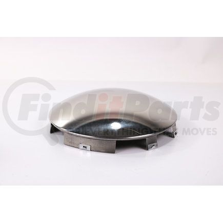 CF200S by POWER PRODUCTS - Front Hubcap - Stainless Steel Baby Moon