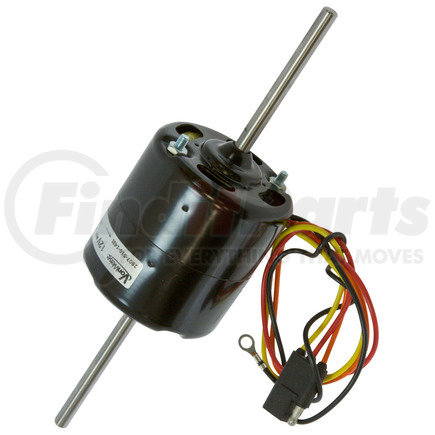 26-14500-F by OMEGA ENVIRONMENTAL TECHNOLOGIES - HVAC Blower Motor - 2 SHAFT 3 SPEED 12V FASCO