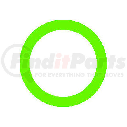 MT1474-10 by OMEGA ENVIRONMENTAL TECHNOLOGIES - 10 PER, GREEN HNBR O-RING