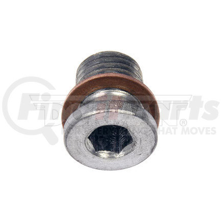 Engine Oil Drain Plug Dorman 65407