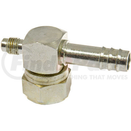 #10 TUBE-O TO BARB W//1//4 SERVICE VALVE 35-12023-T