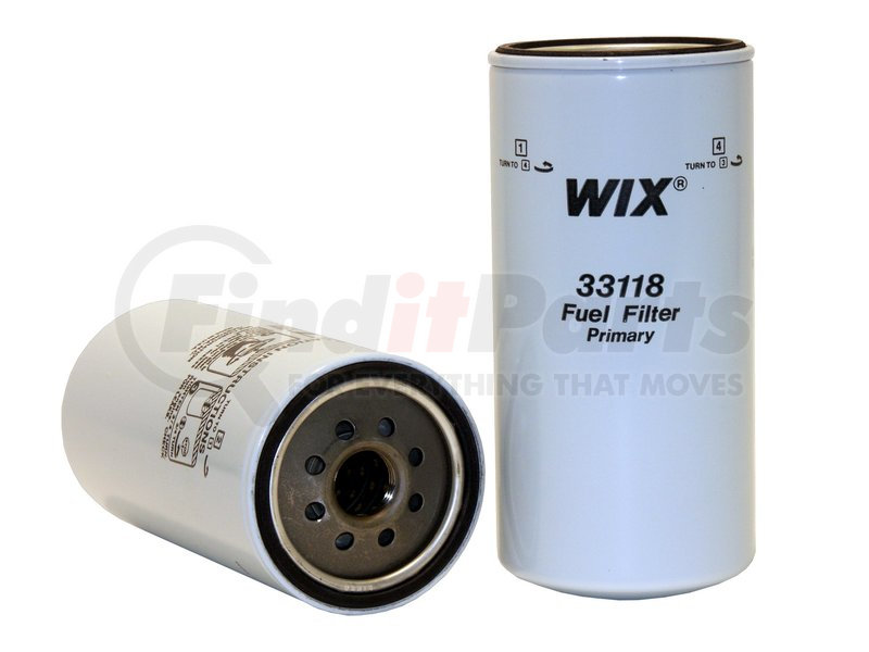 hastings FF992  Spin-On Fuel Filter wix 33118