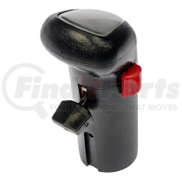 American Shifter 116766 Red Stripe Shift Knob with M16 x 1.5 Insert Orange Middle Finger