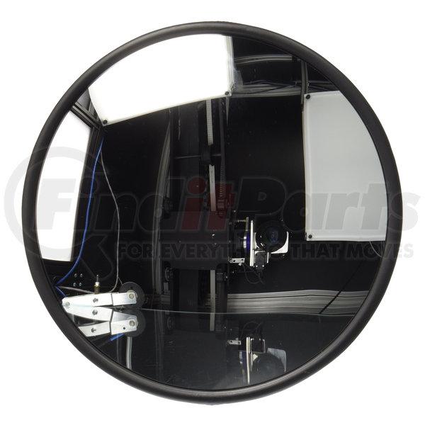 Velvac 708501 8-1//2 Center Mount Convex Mirror Stainless Steel