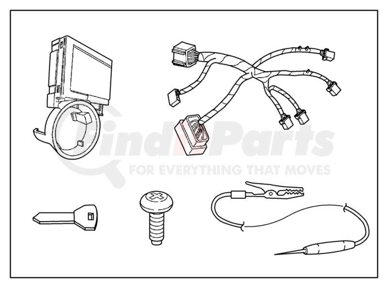56045958af By Chrysler - Wiring  Jumper  Diagram