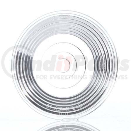"""2 TruckLite 9029W Round Clear Acrylic Replacement 4/"""" Lens for Snap Ring Lights"""
